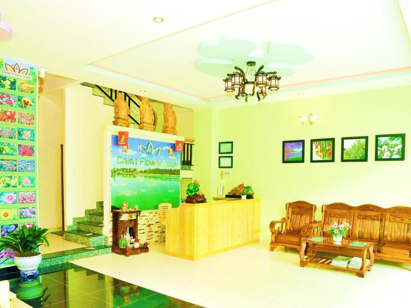 Dalat Flower Hotel And Spa
