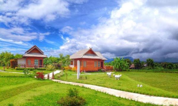 Tarnjedton Pai Resort Pai