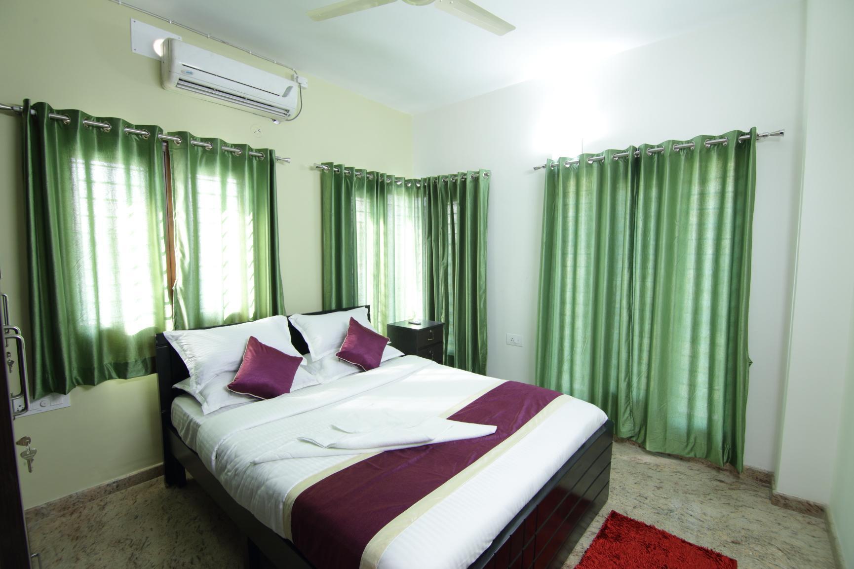 Matoshri   02 BHK Apartment With Equipped Kitchen