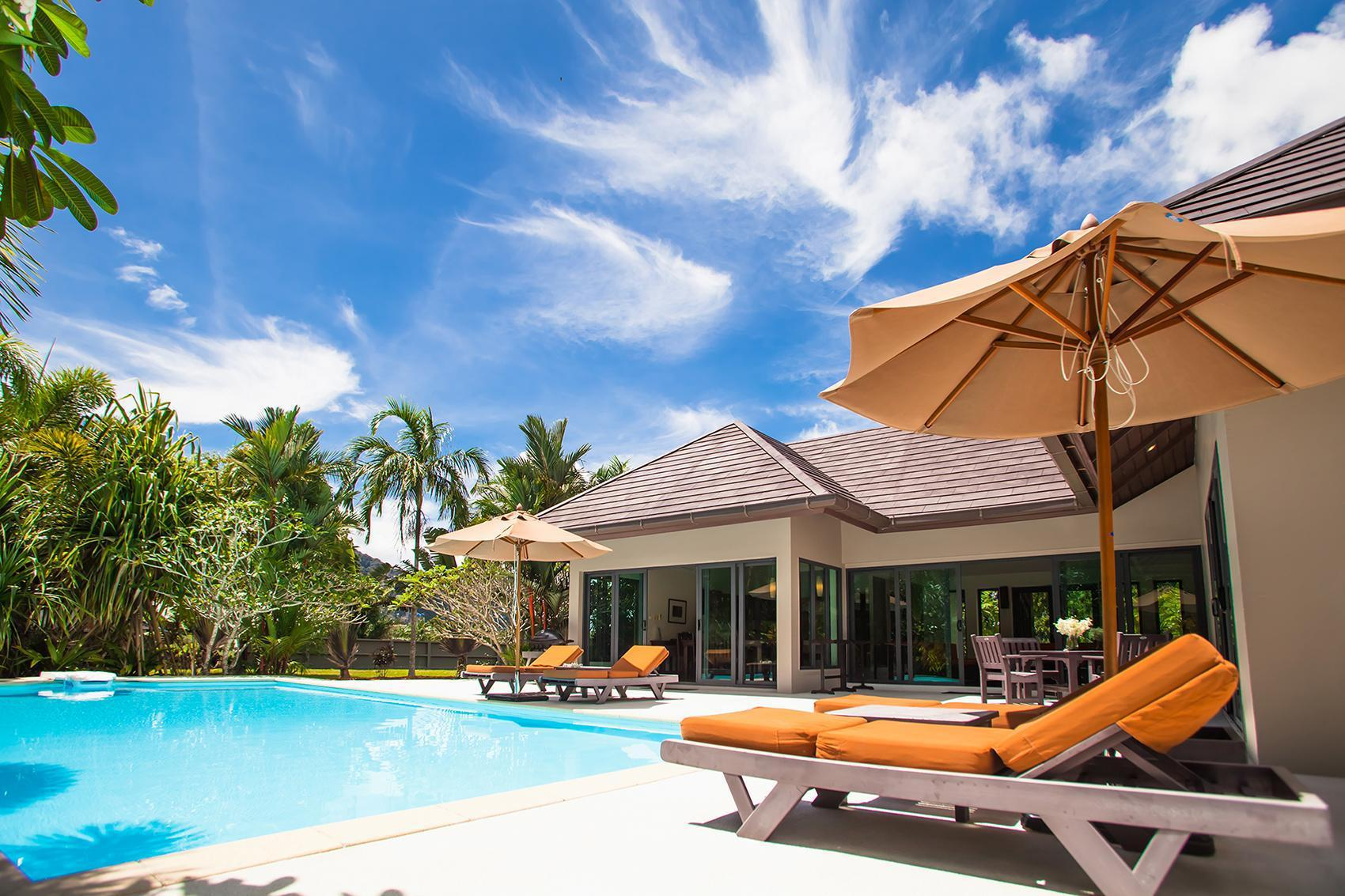 Baan Malisa Luxury Private Pool Villa บ้านมะลิษา ลักชัวรี ไพรเวทพูล วิลลา
