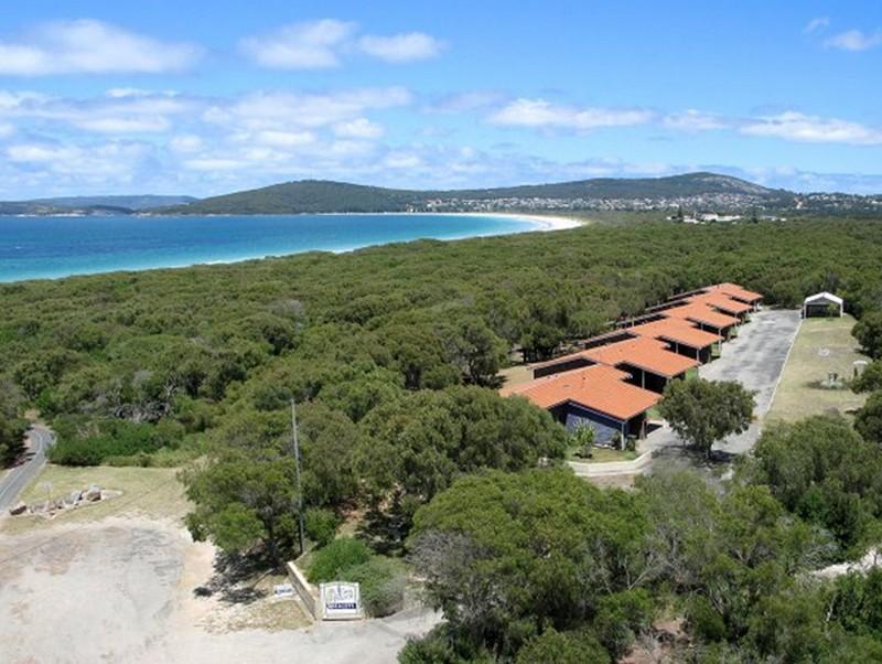 Emu Beach Chalets Reviews