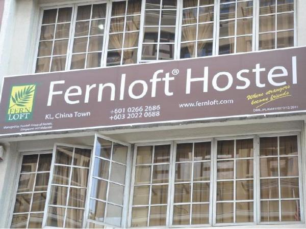 Fernloft KL@ Chinatown Kuala Lumpur