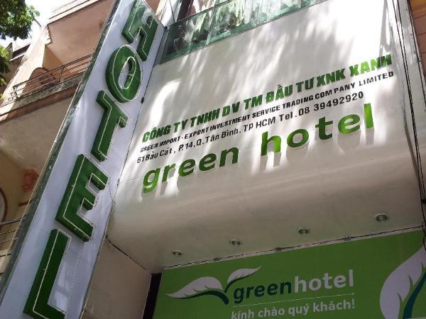Green Hotel - Bau Cat Street Ho Chi Minh City