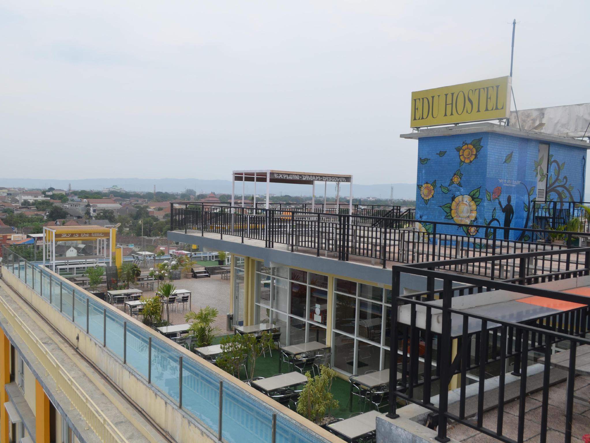 EDU Hostel Jogja