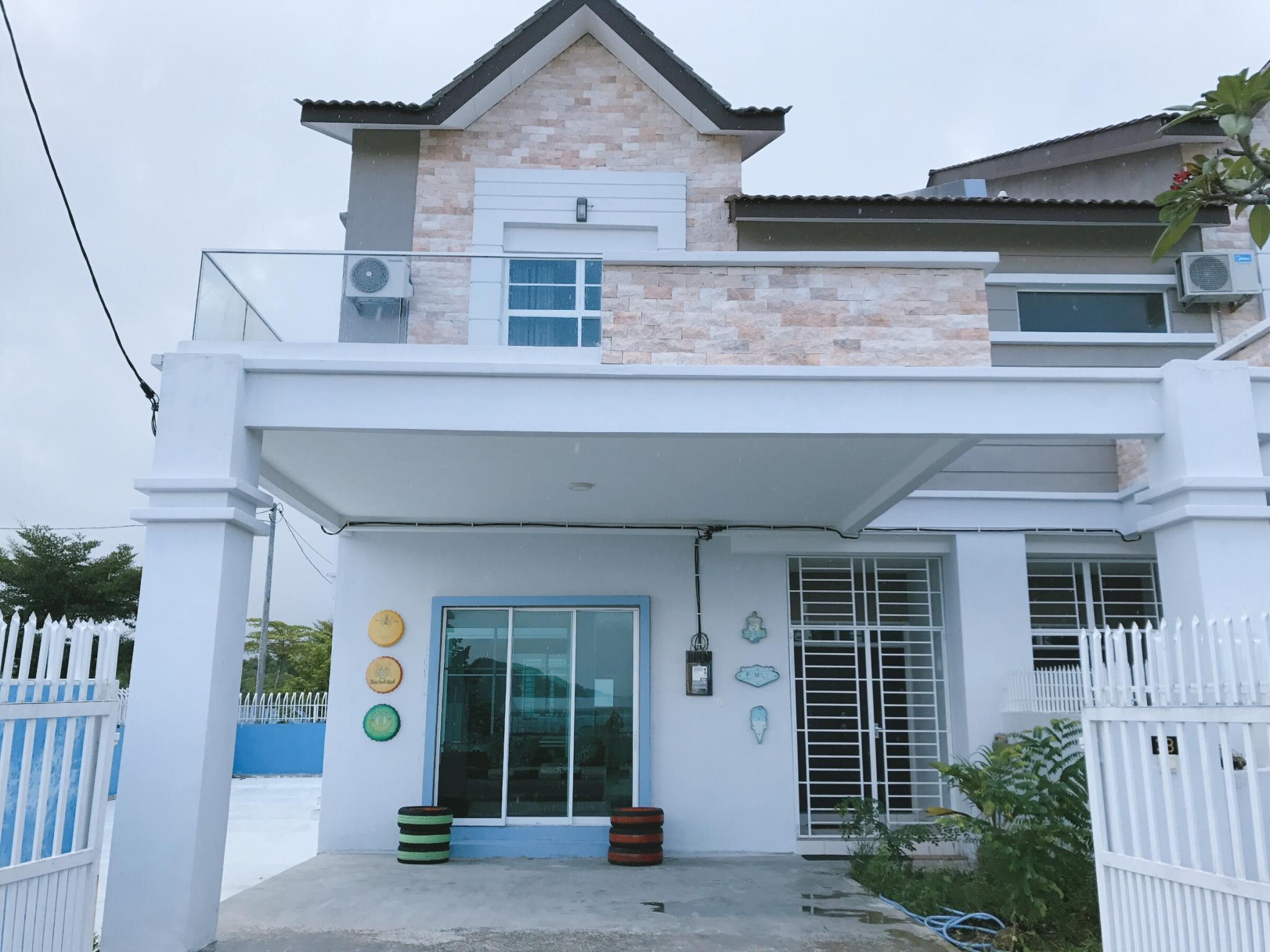 Lemonia Sea View Villa @ Langkawi