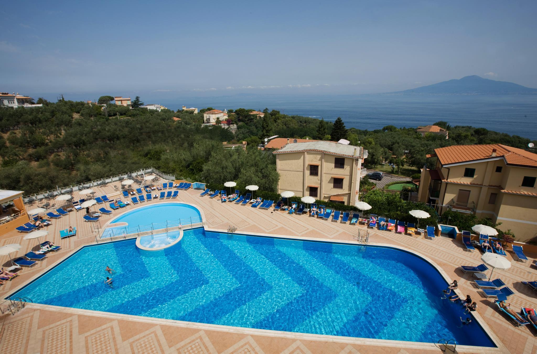 Hotel Grand Vesuvio
