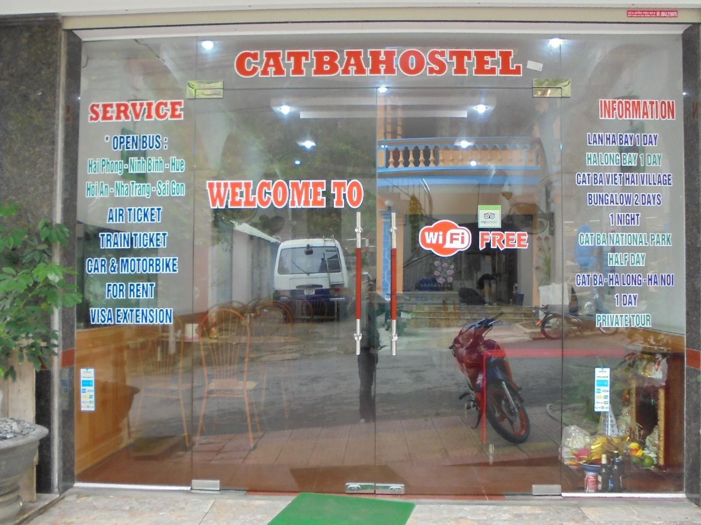 Catba Hostel