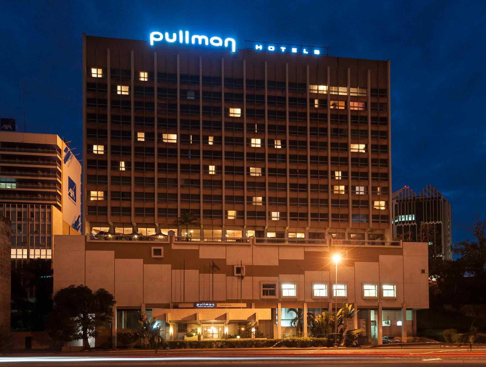 Hotel Pullman Abidjan
