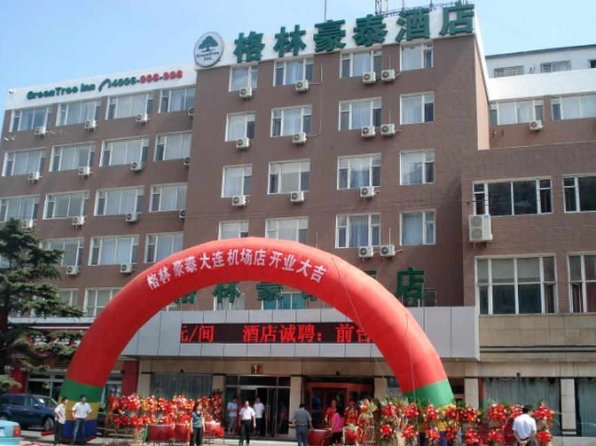 Green Tree Inn Dalian Airport