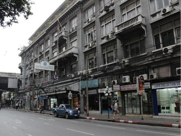 Trocadero Hotel Bangkok Bangkok