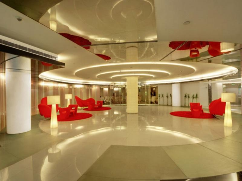 Galaxy Hotel Spa Gurgaon India Overview
