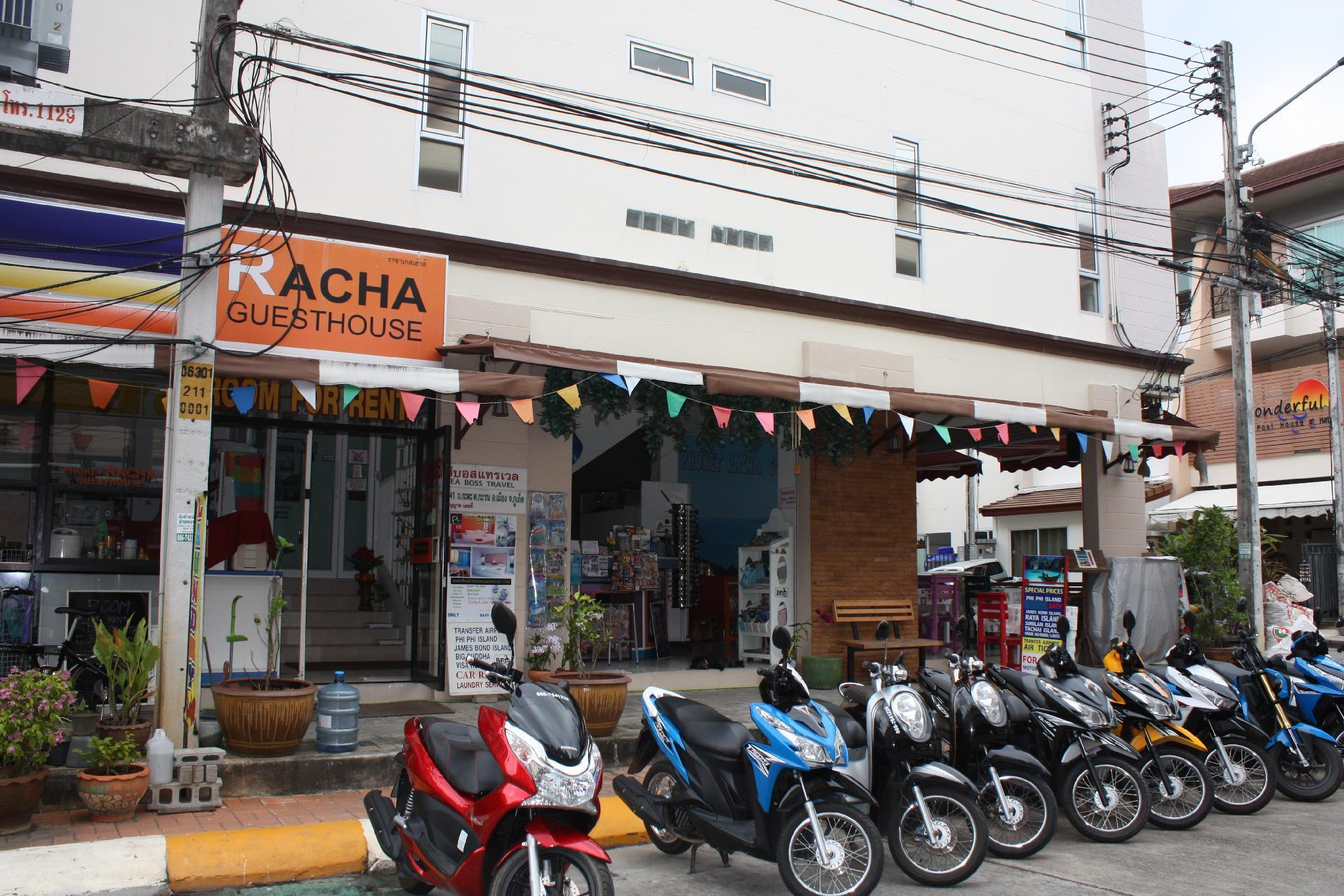 Phuket Racha @ Kata Bed And Breakfast
