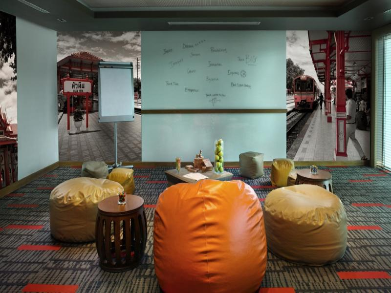 Meeting Room Lobby Null Restaurant Spa Amari Hua Hin