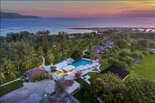 Pondok Santi Estate Lombok