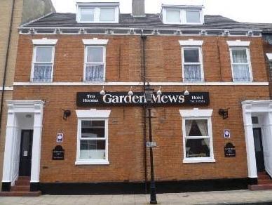 The Garden Mews Hotel