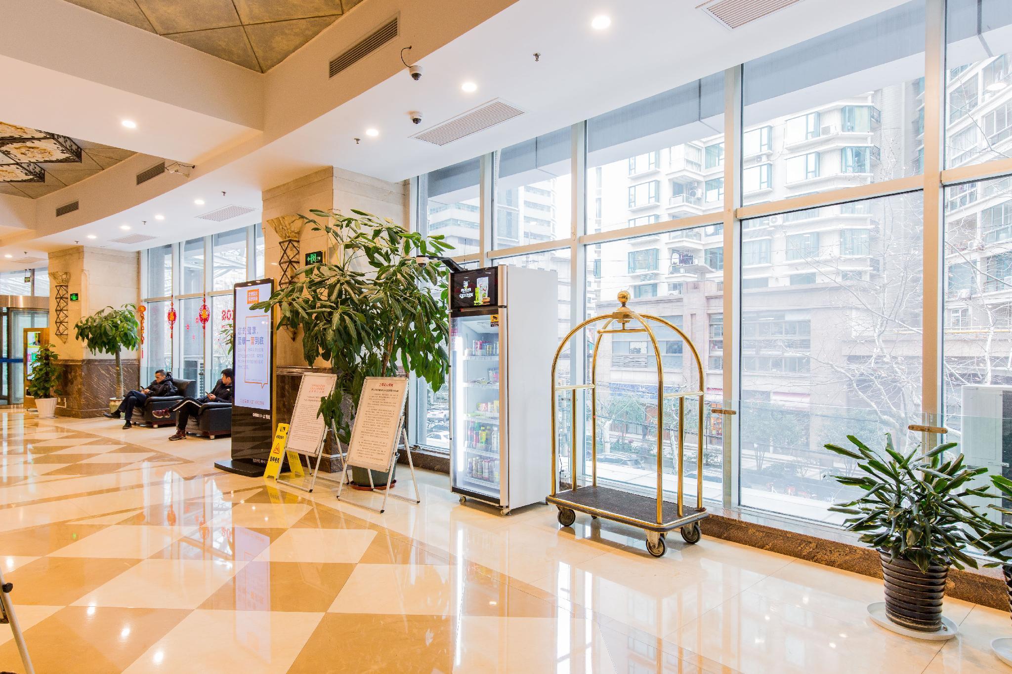 Joyful Shanghai Zhongshan Park Serviced Apartment Hongqiao