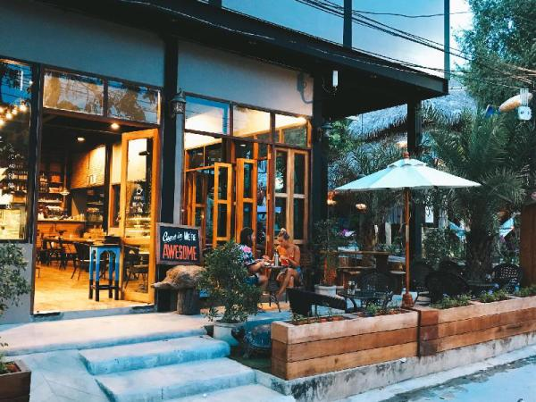 Lipe - Bloom Cafe and Hostel Koh Lipe