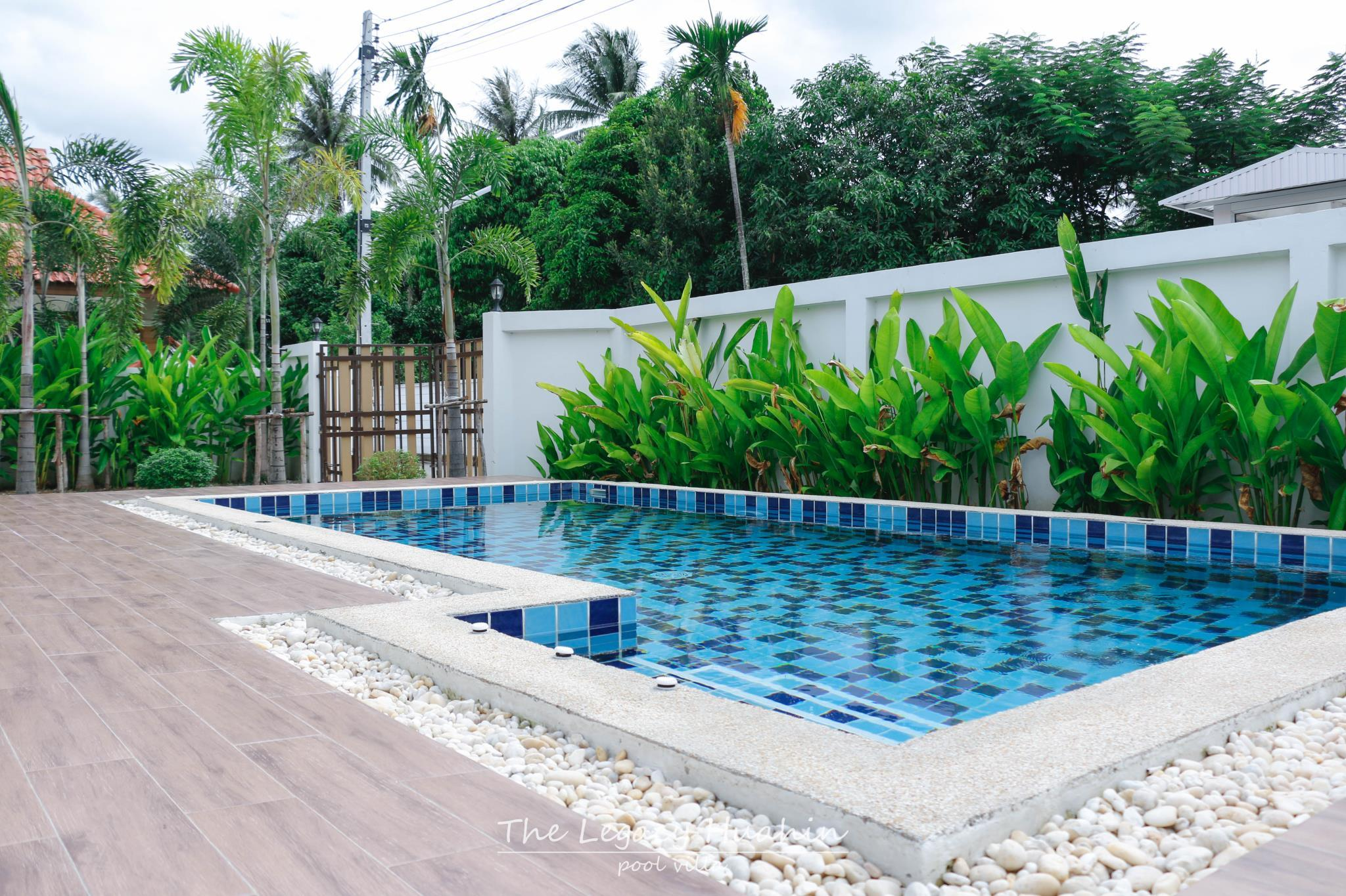 Review The Legacy Huahin Pool Villa Type D