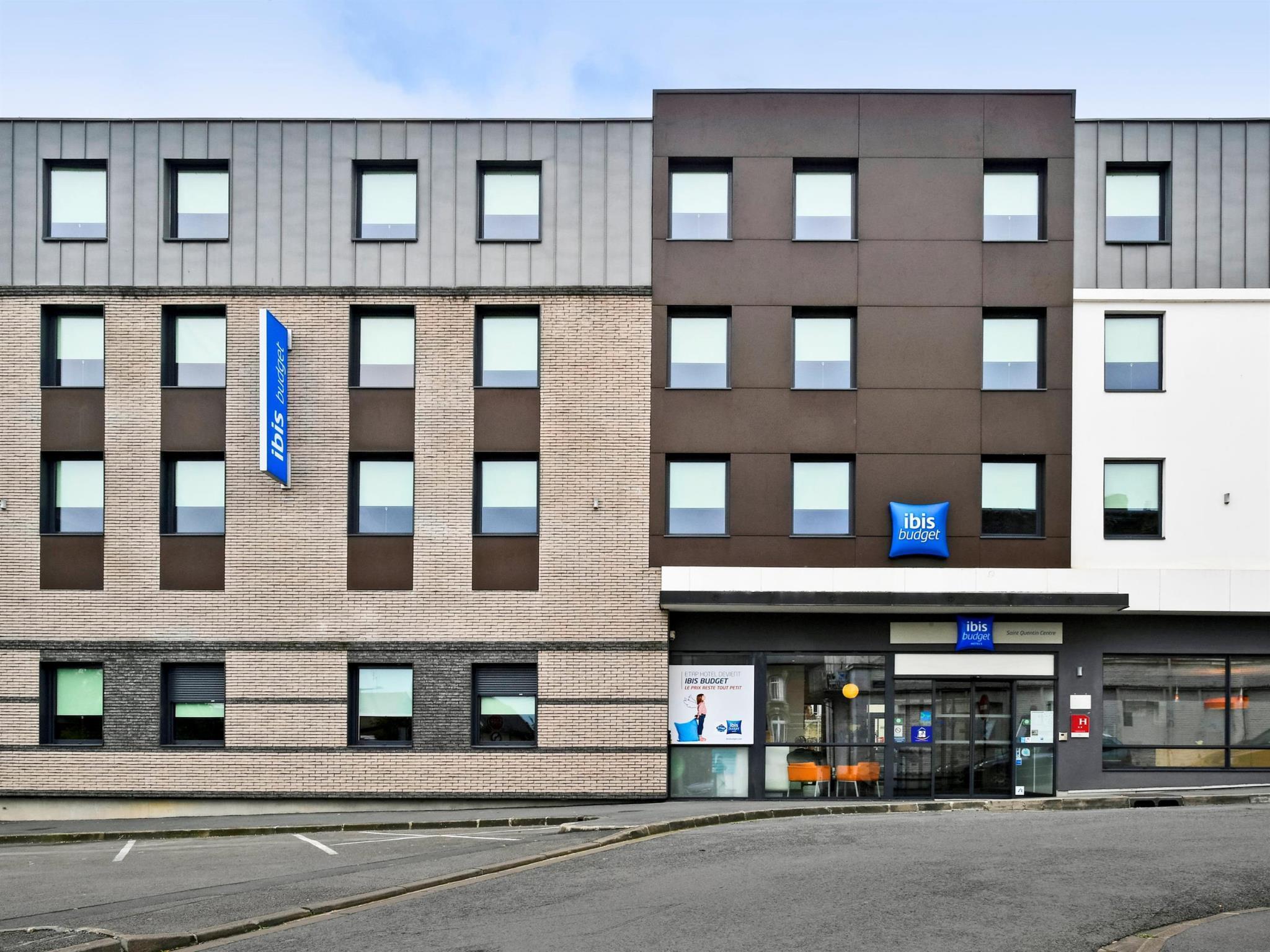 Ibis Budget Saint Quentin Centre Gare