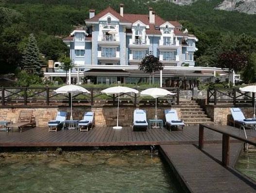 Hotel Restaurant Yoann CONTE Bord Du Lac