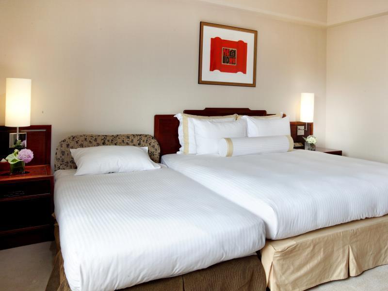 Howard Plaza Hotel Taipei Reviews