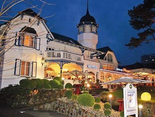 Romantik Im Hotel Villa Rohl
