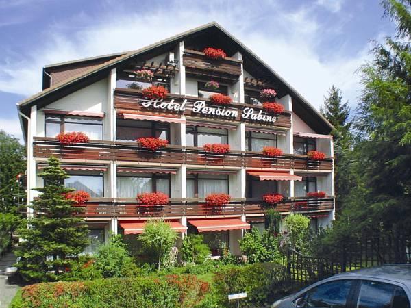 Hotel Pension Sabine