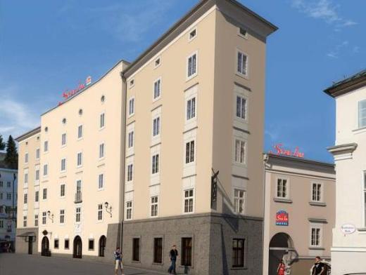 Star Inn Hotel Premium Salzburg Gablerbrau, by Quality