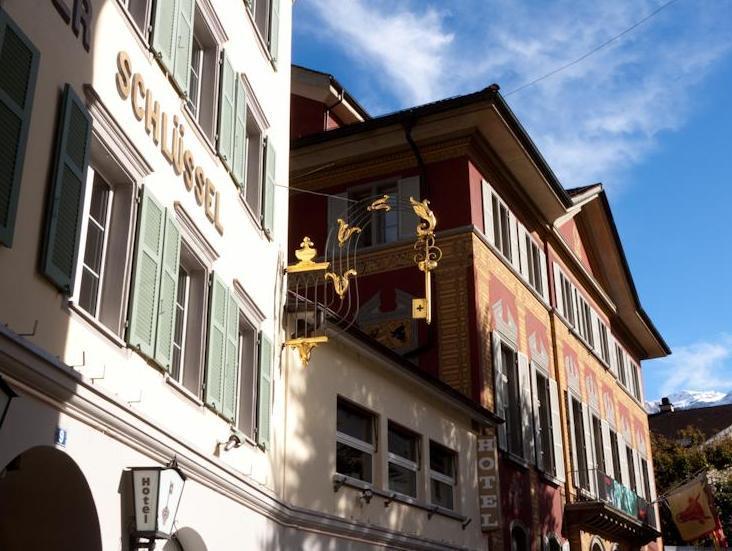 Hotel Restaurant Goldener Schlussel