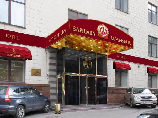 Warsaw Hotel Moscow
