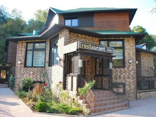 Hotel Hillden LodgeandRestaurant