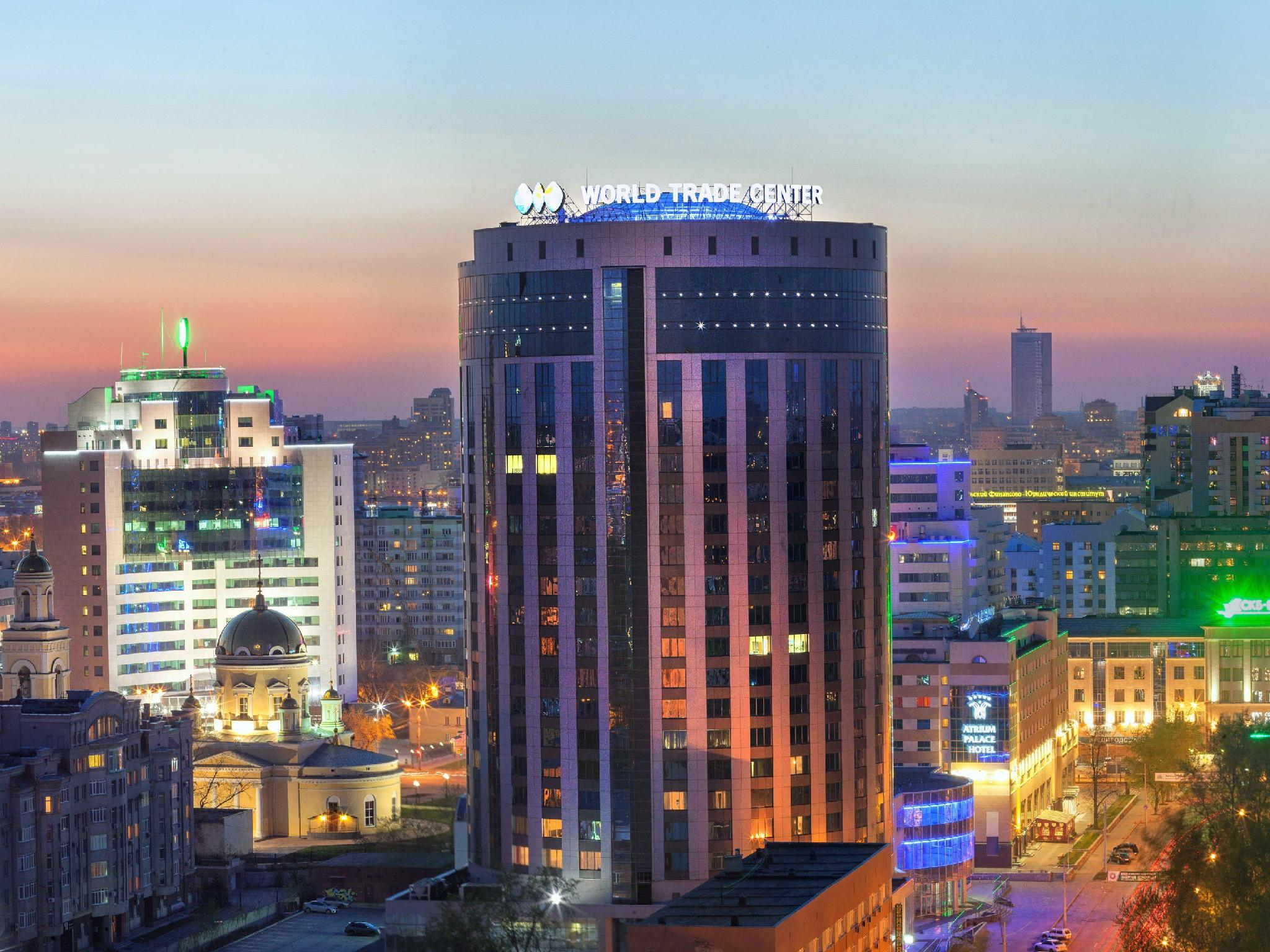 Panorama Apart And Business Hotel
