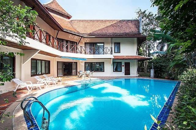 The traditional Thai  5 Bedroom  Private Pool – The traditional Thai  5 Bedroom  Private Pool