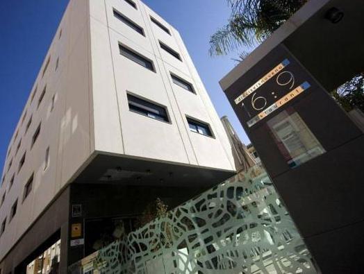 Apartamentos 16 9 Suites Almeria