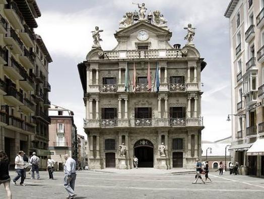 Pamplonapartments Mercaderes