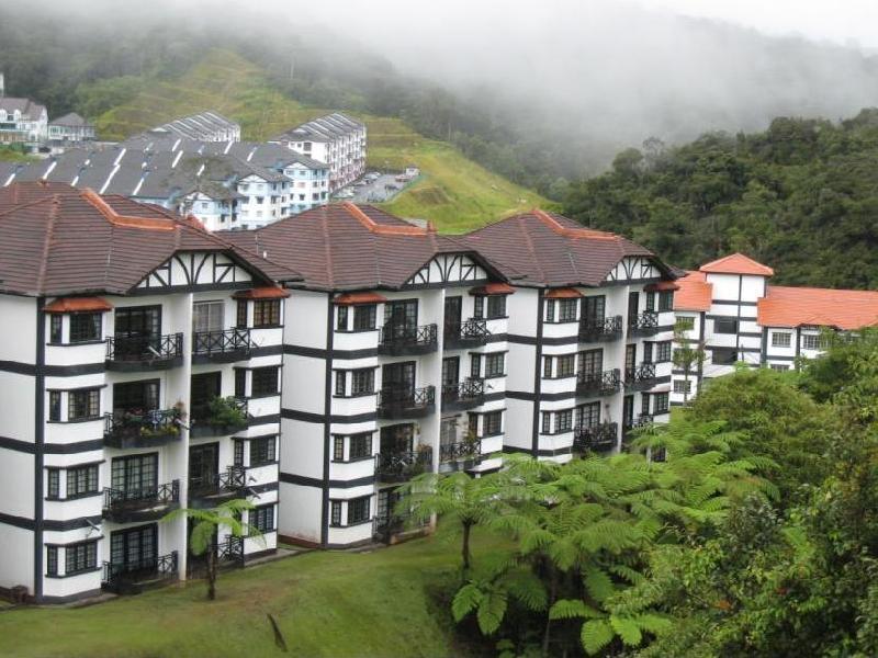 Tanah Rata, Cameron Highlands Malaysia - YouTube
