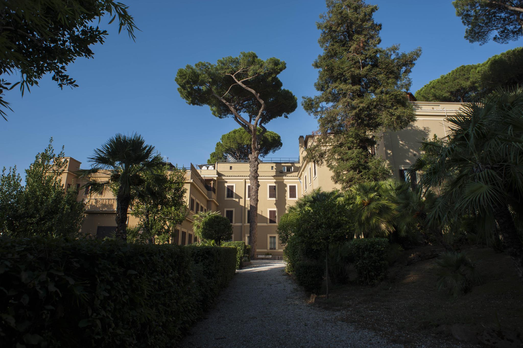 Check In Villa Angelina