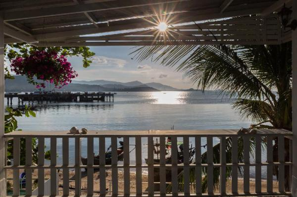 Exquisite Seaside Studio near Big Buddha Koh Samui