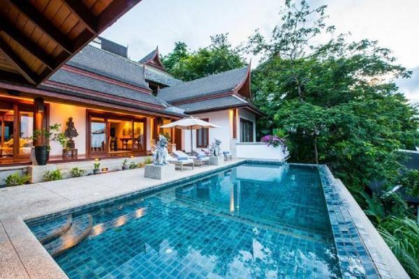 Luxury Thai Seaview Villa October Blue by BigBlueV Phuket