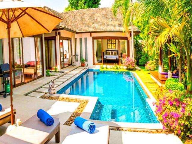 บ้านกล้วยไม้ ลักชัวรี ไพรเวท พูล วิลลา – Baan Kluay Mai – Luxury Private Pool Villa