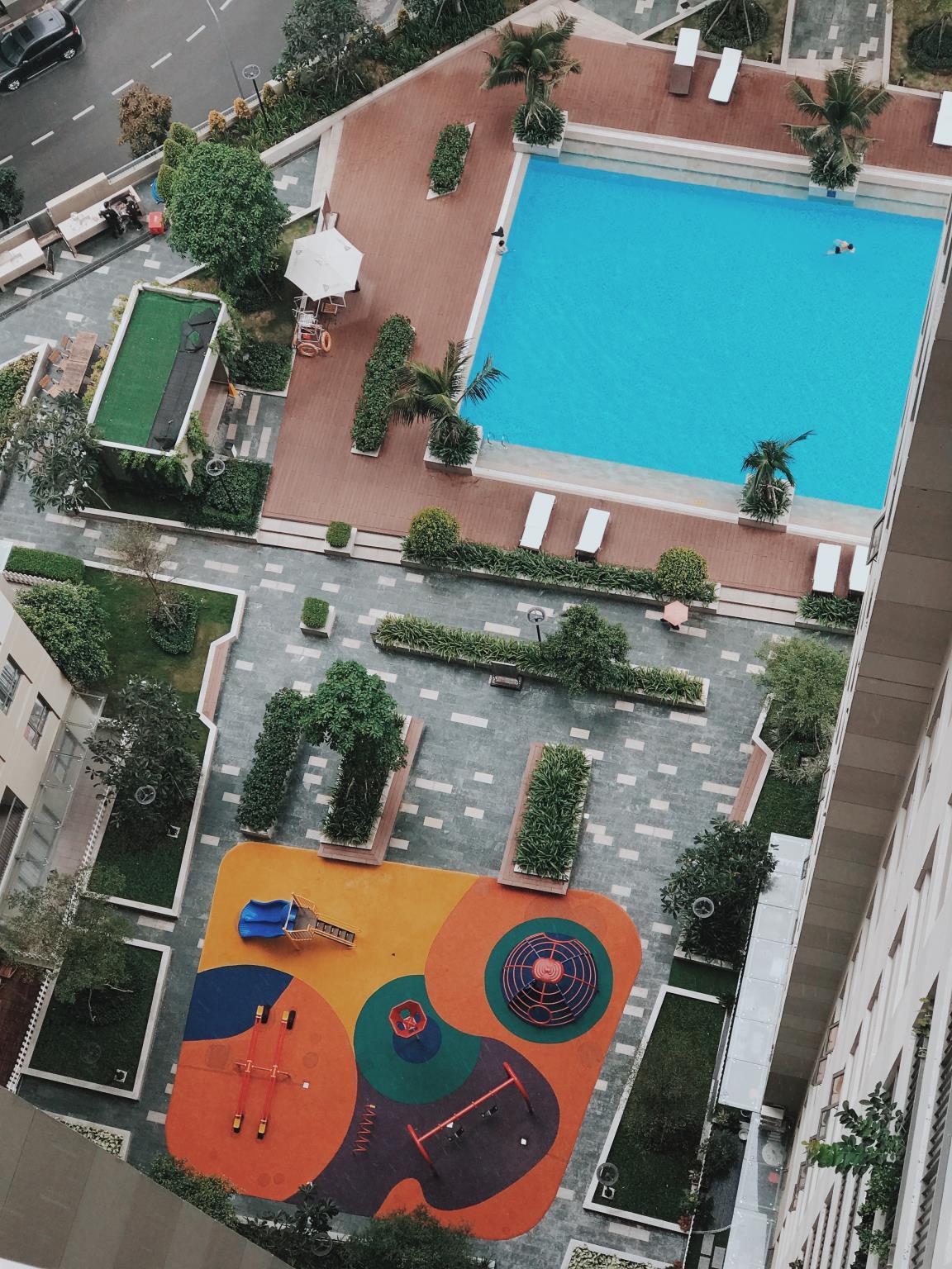 Mono   Masteri Foreign Center Free Pool&Gym
