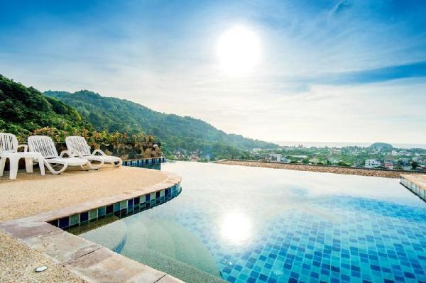 Kata Ocean View 2 Bedroom with Wellness Center D7 Phuket