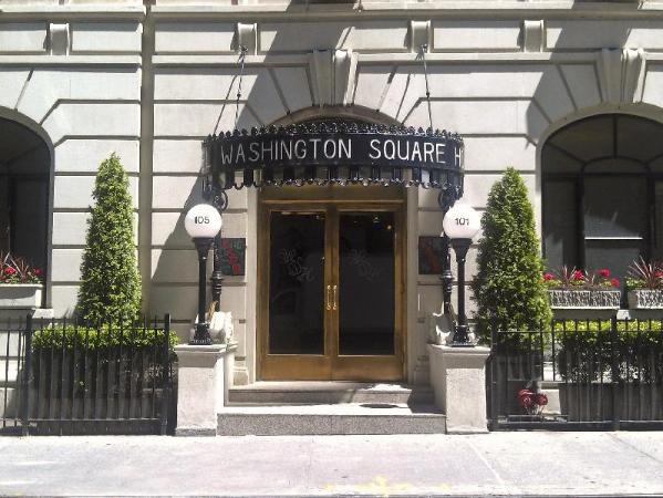 Washington Square Hotel New York