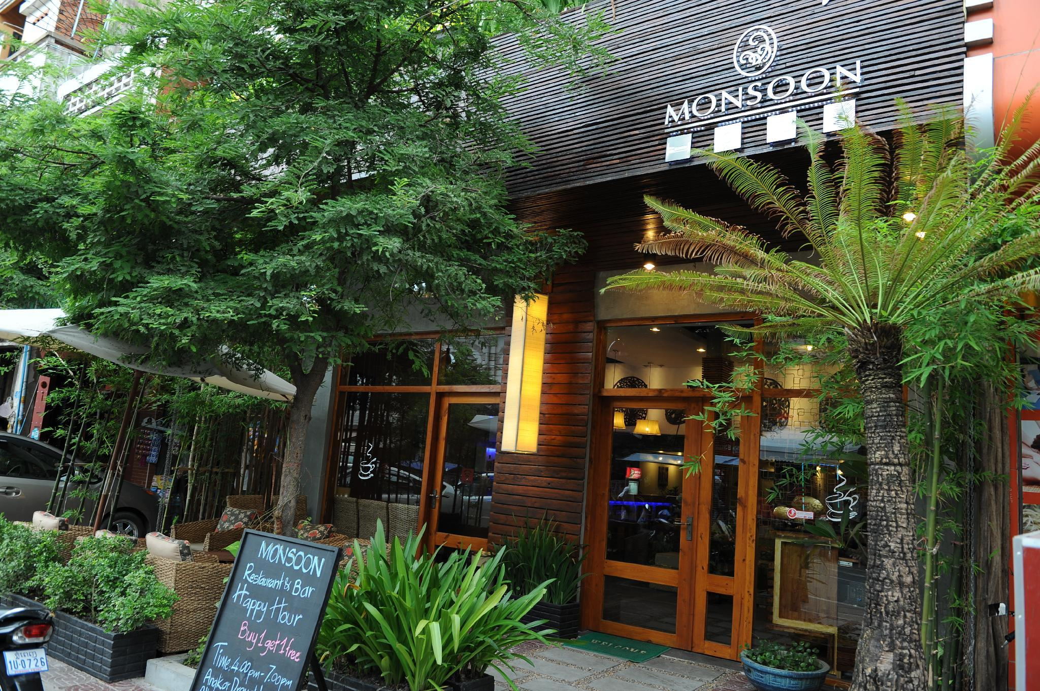 Monsoon Boutique Hotel And Spa