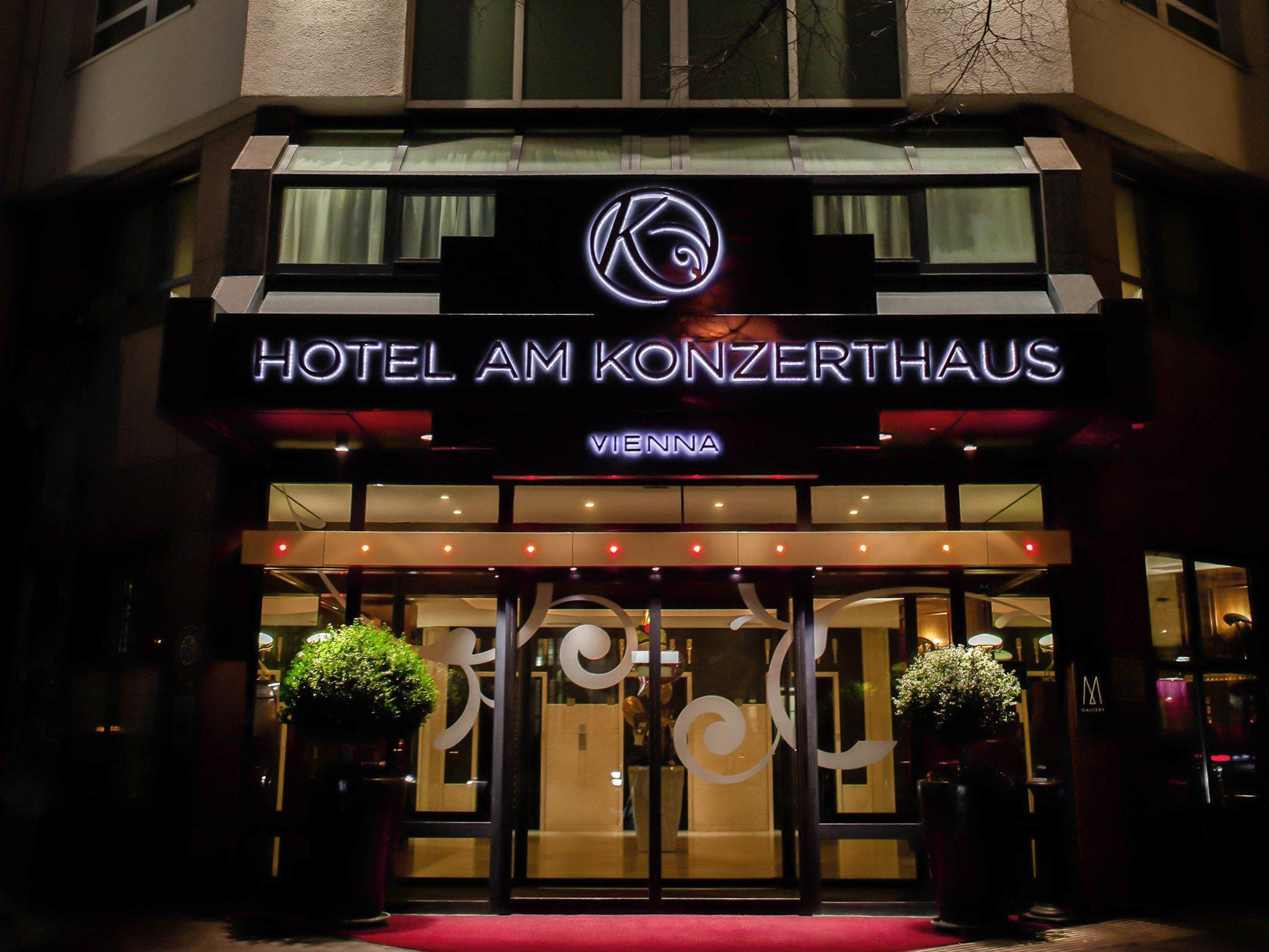 Hotel Am Konzerthaus Vienna - MGallery