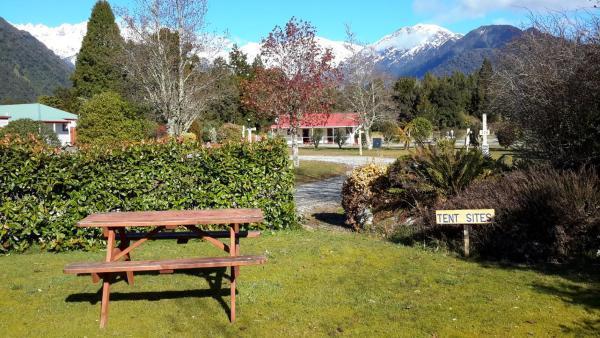 Franz Josef Top 10 Holiday Park Accommodation