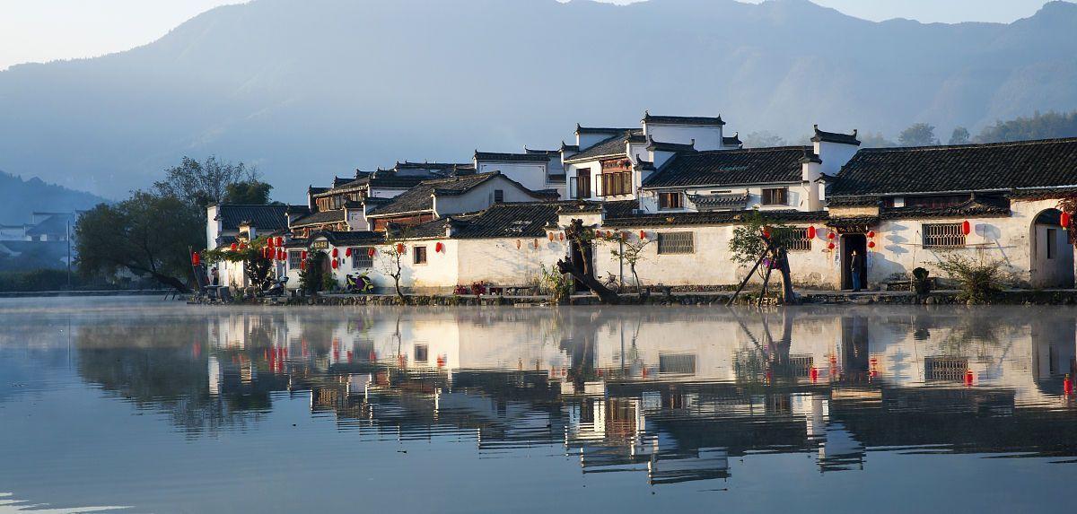 Huangshan Yixian Hongcun Songhetang Hostel