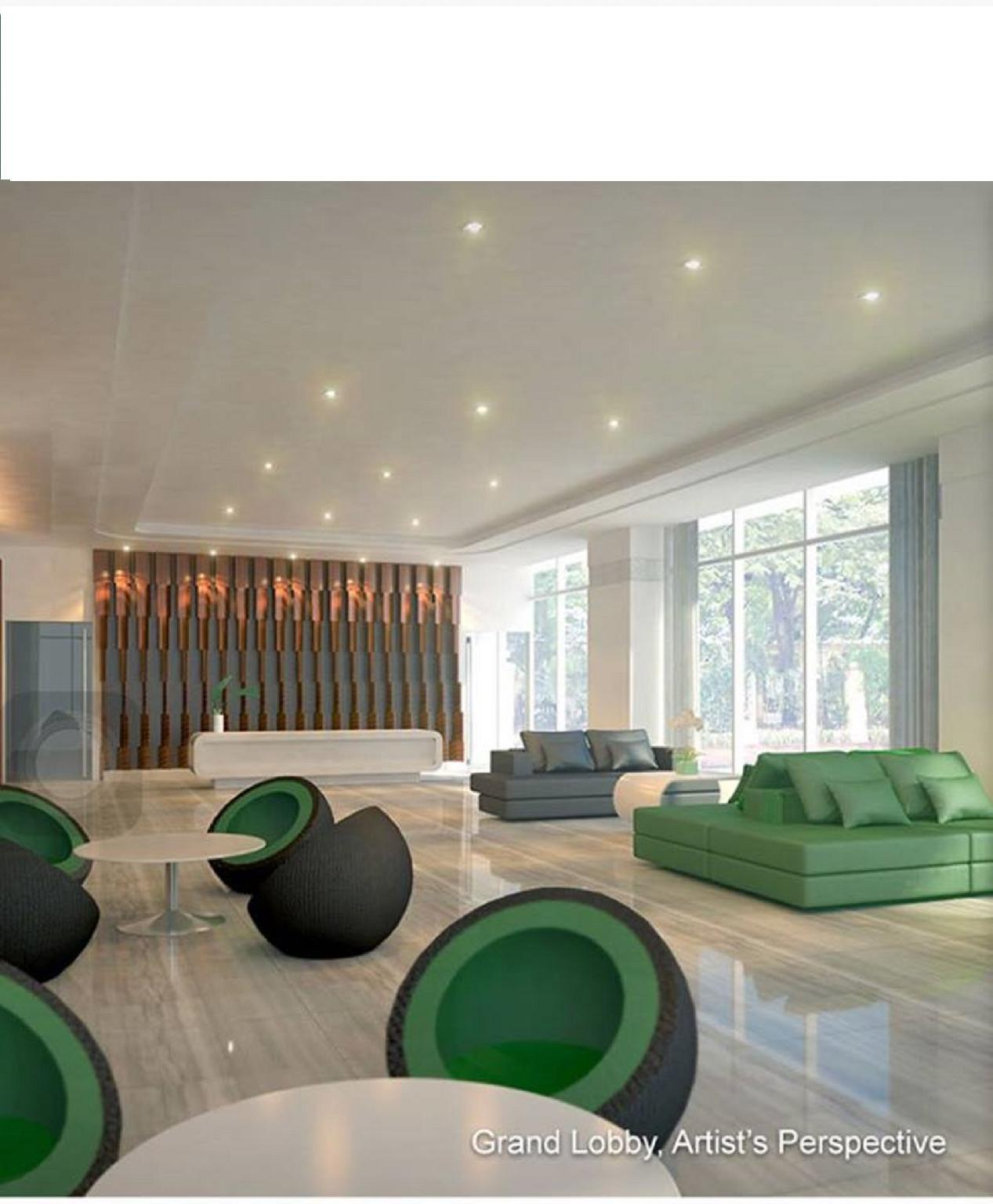 Green Residences Stylish 1 Bedroom In Metro Manila