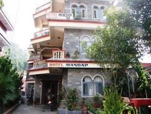 โรงแรมมณฑป (Hotel Mandap)