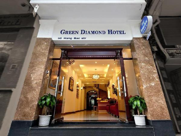 Green Diamond Hotel Hanoi